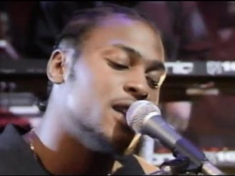 D'Angelo - Brown Sugar Live 1995