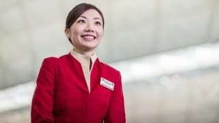 Careers on the Ground - Customer Services at Hong Kong International Airport