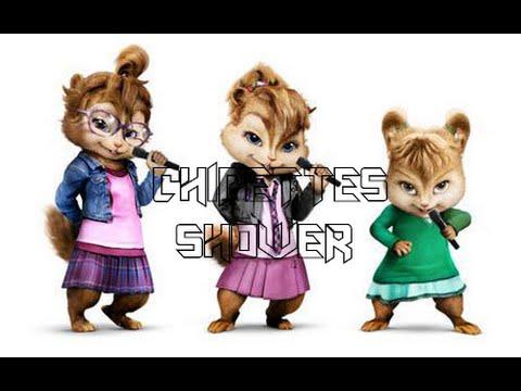 Becky G Shower Chipettes Version