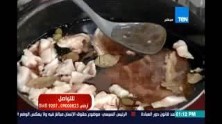 مطبخ تن  | طريقة عمل البيف واللانشون مع الشيف محمد فوزي  - جزء أول | 24 سبتمبر