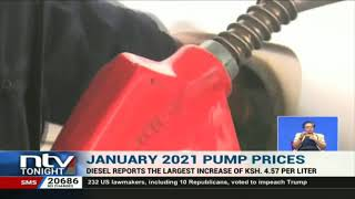 Diesel to retail at Sh 96.40 following upward review by EPRA