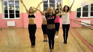 Dance Go go Lesson 2 Танцевальный Го го  урок 2  Go Dance Kaliningrad