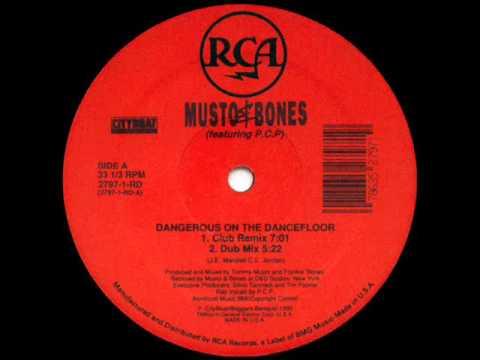 Musto & Bones - Dangerous On The Dancefloor (Lp Dub)