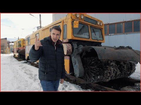 PitStop - Один день из жизни трамвая