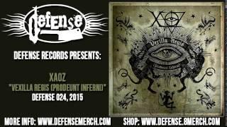 XAOZ - Vexilla Regis (FULL ALBUM) Defense Records