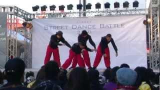 POP屋 【北九州市長杯 ストリートダンスバトル2010 決勝大会】