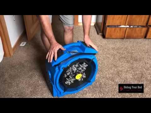 Heater Setup - Debug Your Bed DIY Heat Treatment