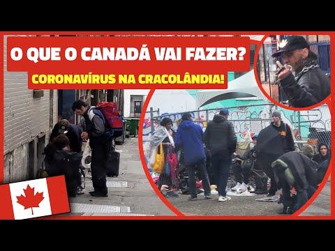 CRACOLÂNDIA DO CANADÁ DURANTE A PANDEMIA DE CORONAVÍRUS COVID-19 - Vlog Ep.131