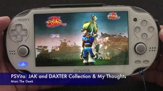 PSVita: Jak and Daxter Collection Games & Final Thoughts