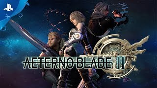 Aeternoblade II | Gameplay Trailer | PS4