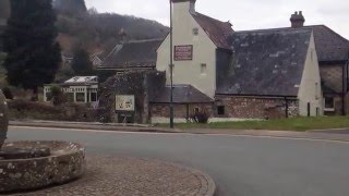 Club Motorhome Pub Stopover Videos - The Anchor Inn, Tintern Abbey