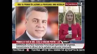 Primarul Tecuciului, Catalin Hurdubae, este scos la vanzare pe OLX
