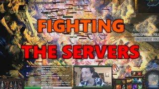 [PoE] Stream Highlights #233 - Fighting the servers