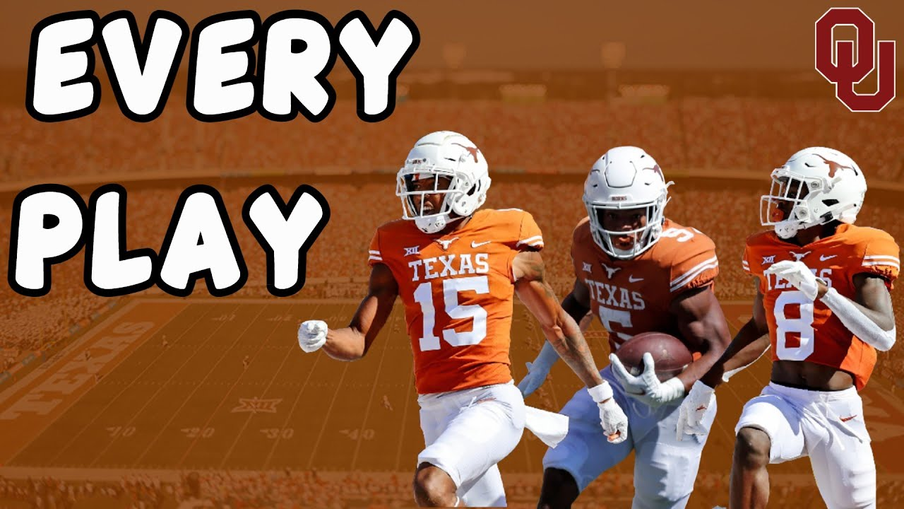 Live updates: Bijan Robinson pacing the Texas offense in a battle ...