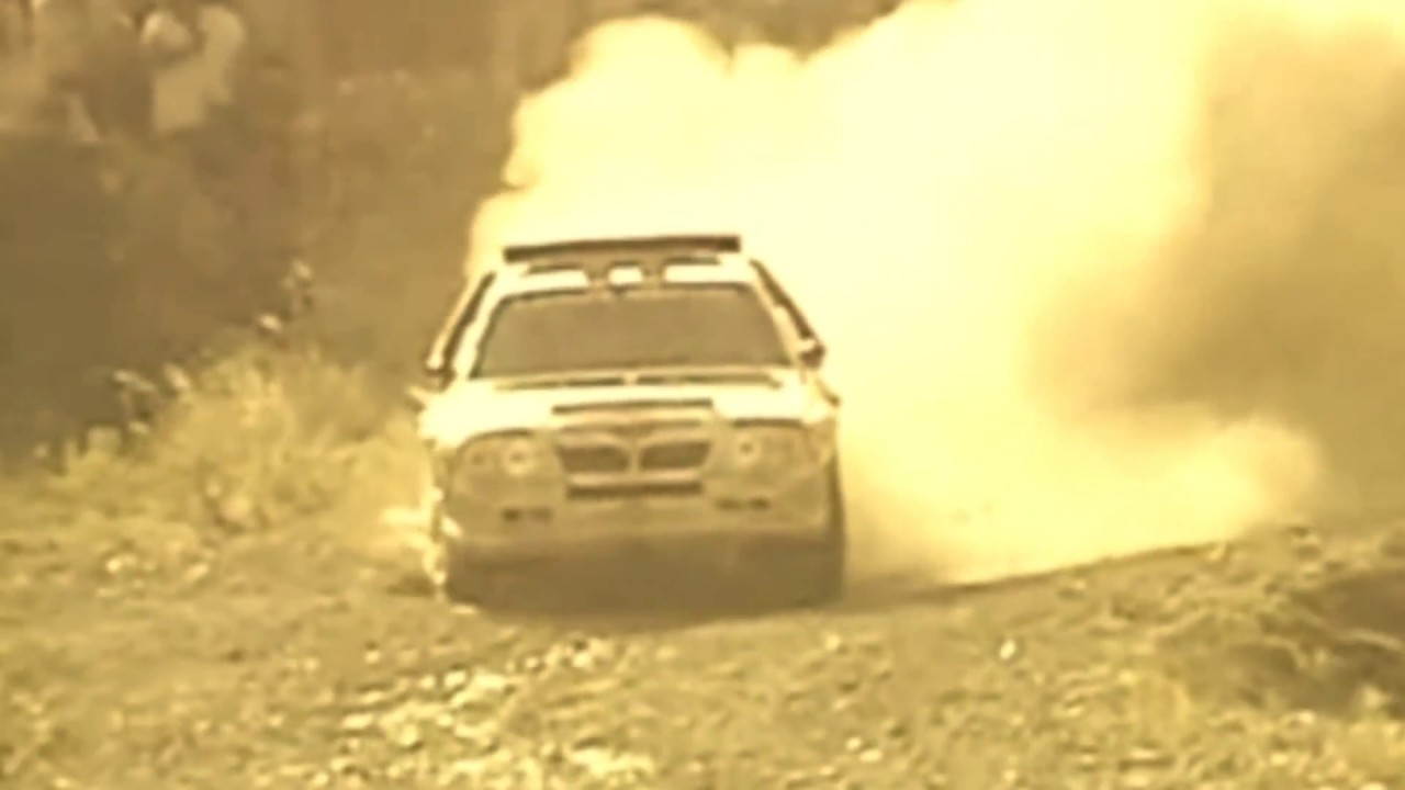 """Racing Against The Clock"" Group B Rally Cars 1980's
