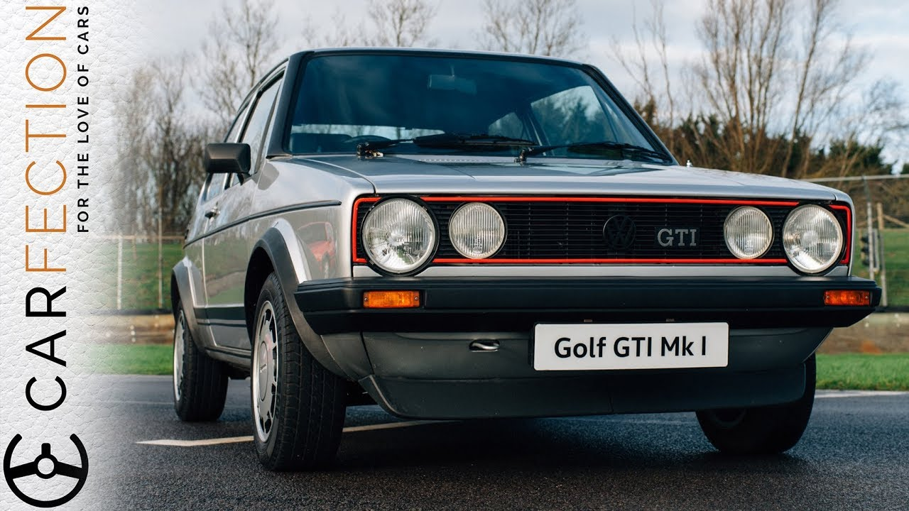 vw golf gti mk1 which was the greatest generation part 1. Black Bedroom Furniture Sets. Home Design Ideas