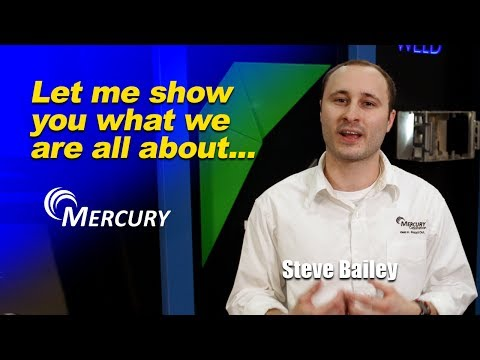 Mercury Corporation- America's Largest Metal Fab Family- Steve Bailey