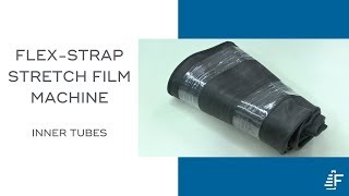 Inner Tubes Flex Strap XL 110 Stretch Film Banding Machine