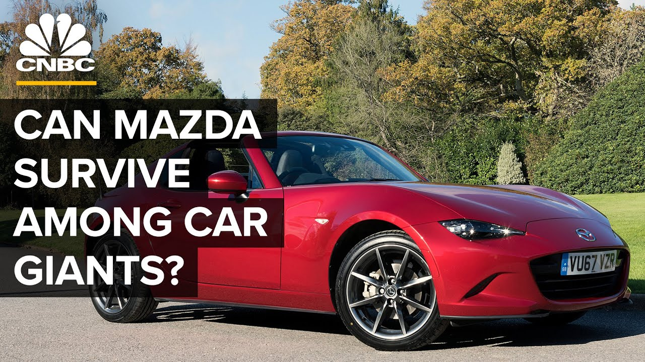 Can Small and Scrappy Mazda Survive Among Automotive Giants?