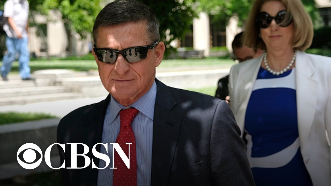 Transcripts of calls between Michael Flynn and former Russian ambassador released thumbnail