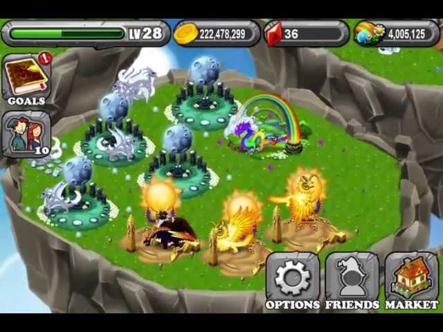Dragonvale World: Dragon Breeder's Starting Guide