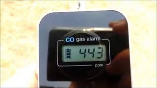 DOPPELGANGER 一酸化炭素警報器