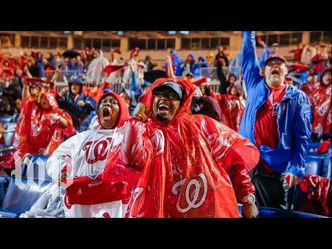 DJ 4eign - Washington Nationals Win The World Series