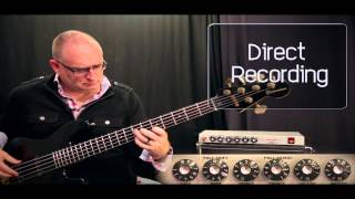 Shaw Audio Bass Pre Demo - Sean O Bryan Smith