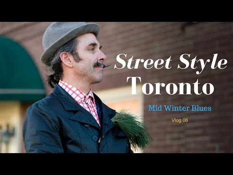 Street Style Toronto - Street Portraits with Fujifilm XT2 & the 56mm