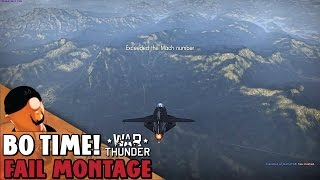 War Thunder - Fail Montage #24