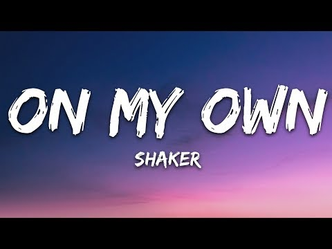Shaker - On My Own 7clouds Release