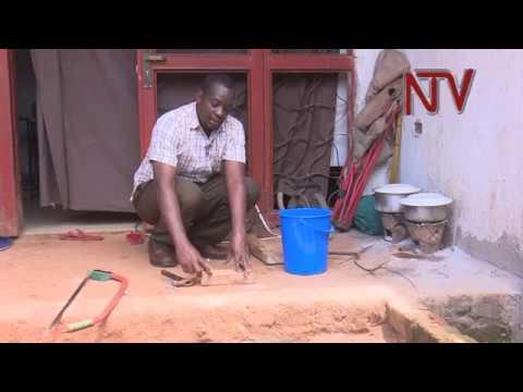 Welding innovation: Man creates cheap welding machine.