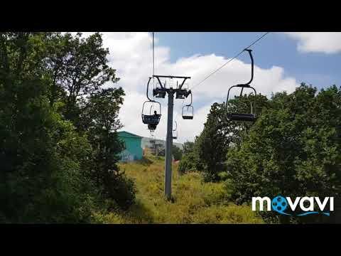 Цахкадзор (TSAGHKADZOR) горнолыжный курорт. Армения 2018г.