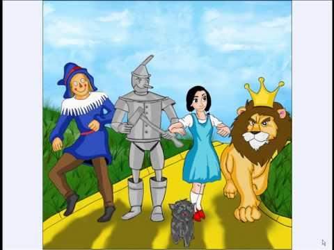 Dibujos para Libro  El Mago de Oz  YouTube