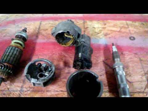 Fiat x1/9 fix your self engine Starter