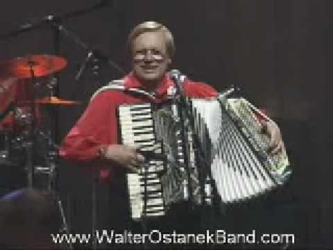 Grammy Winner, Polka King, Walter Ostanek Polka Video, Polkarama
