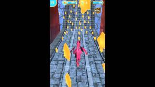 Dragon Rise: Run 3D Game - HD Android Gameplay - Child games - Full HD Video (1080p)