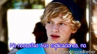Cody Simpson.- Don