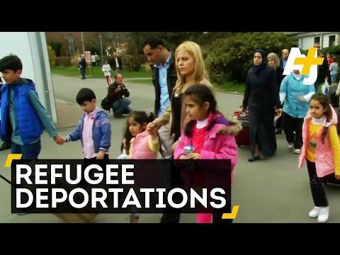 Refugee Deportations Begin In Europe