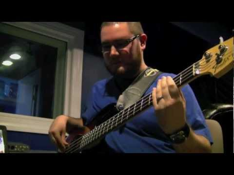 Replace Me by Tye Tribbett- Bass Cover