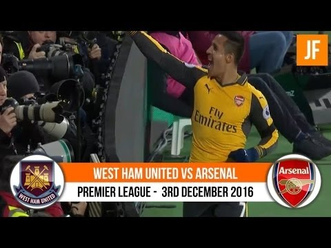 Download West Ham 1 5 Arsenal  2017  English Commentary HD
