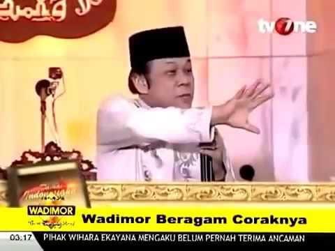 KAJIAN CERAMAH KH Zainuddin MZ Lucu    Ramadhan Bulan Muhasabah Yang Penuh Berkah & Ampunan