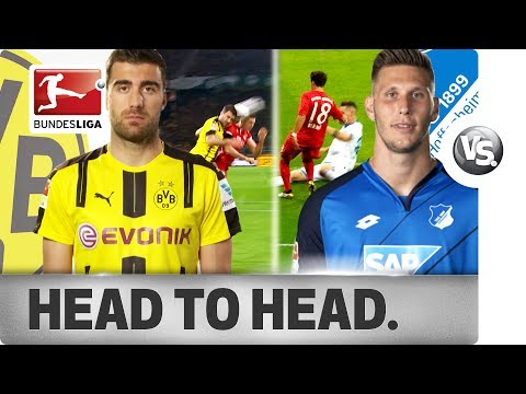 Sokratis vs. Süle - Two Tough Tacklers Go Head-to-Head
