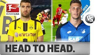 Sokratis vs. Süle - Two Tough Tacklers Go Head-to-Head thumbnail