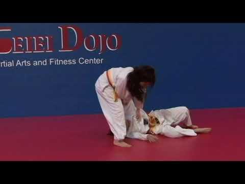 Judo For Children - Bellevue