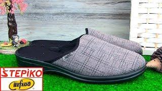 Мужские домашние тапочки Befado Parys 089M410. Видео обзор от STEPIKO