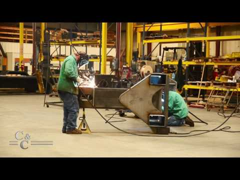 Welding And Fabrication C&C Manufacturing