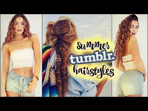 How To: Quick No-Heat Curls Overnight & Infinity Braids☀️| Summer Hairstyles