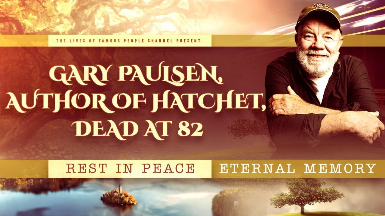 Gary Paulsen, author of young adult novel 'Hatchet,' dead at age 82 ...