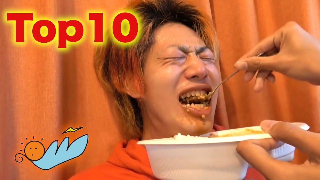 てつやの汚い食事シーンランキングTop10